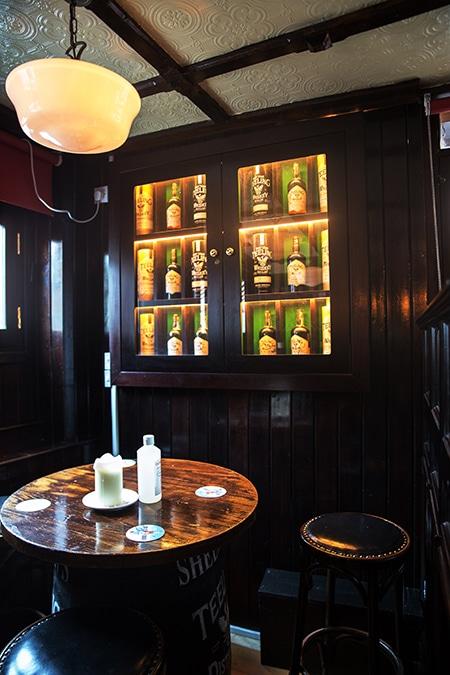 Sheehan's Bar, Chatham St. Dublin